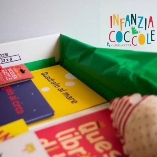Le box Infanzia e Coccole