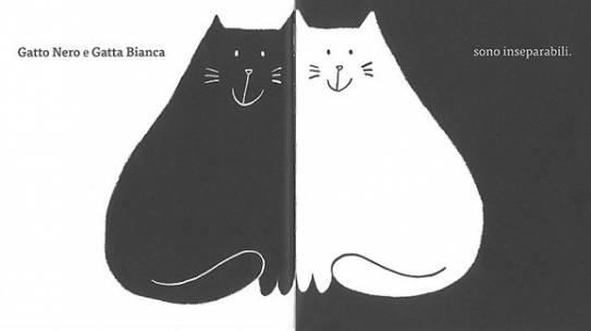 Gatto Nero, Gatta Bianca. Recensione di Roberta Marsano.